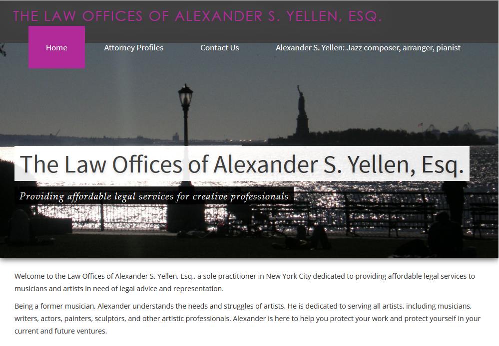 Law Offices of Alexander S. Yellen, Esq.
